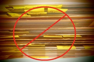 ABS Agency Management software eliminates paperwork.